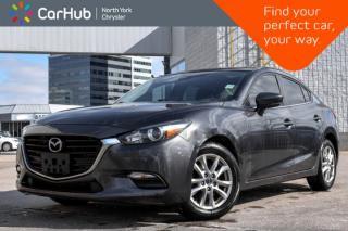 New 2017 Mazda MAZDA3 GS Blindspot Heat.Frnt.Seats Bluetooth GPS Backup_Cam Bluetooth 16