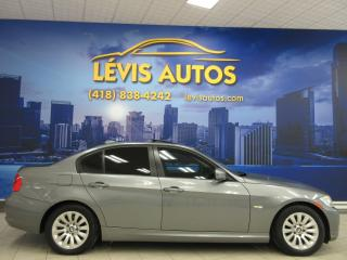 Used 2009 BMW 323i I Cuir Ch. T.ouvrant for sale in Lévis, QC
