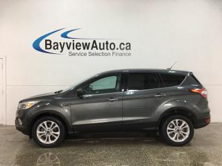 Used 2017 Ford Escape - SYNC! REVERSE CAM! HTD SEATS! ONLY 17,000KMS! FORD DIRECT! for sale in Belleville, ON