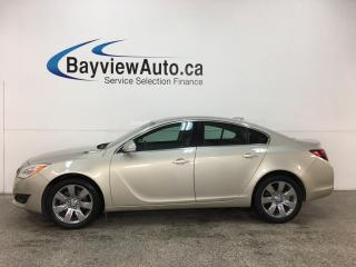 Used 2016 Buick Regal - AWD! MY LINK! APPLE CARPLAY! NAV! HTD LTHR! + MORE! for sale in Belleville, ON