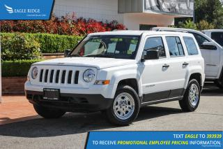 Used 2015 Jeep Patriot Sport/North Leather Upholstery for sale in Coquitlam, BC