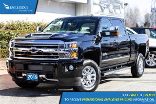 New 2019 Chevrolet Silverado 3500HD High Country Navigation, Heated Seats, Backup Camera for sale in Coquitlam, BC