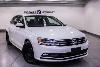 Used 2015 Volkswagen Jetta Highline 1.8T 6sp at w/Tip -1OWNER|NO ACCIDENTS| for sale in Newmarket, ON
