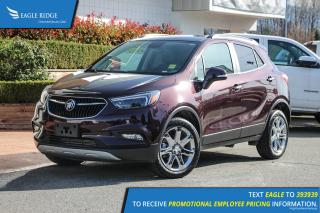 Used 2018 Buick Encore Essence Navigation, Heated Seats, Backup Camera for sale in Coquitlam, BC