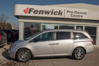 Used 2012 Honda Odyssey EX-L RES for sale in Sarnia, ON