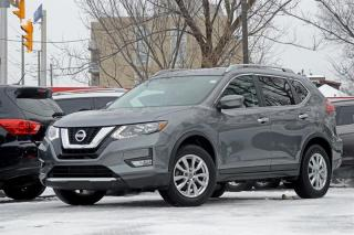 Used 2017 Nissan Rogue SV AWD CVT for sale in Ottawa, ON