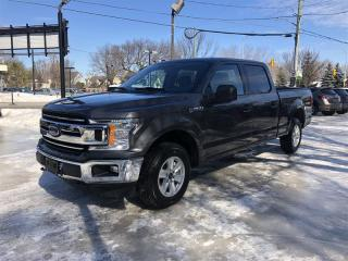 Used 2018 Ford F-150 4x4 - Supercab XLT - 145