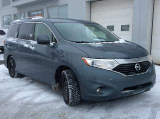 Used 2012 Nissan Quest SV for sale in Drummondville, QC