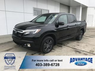 Used 2017 Honda Ridgeline SPORT for sale in Calgary, AB