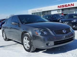 Used 2005 Nissan Altima 2.5 S w/cruise,leather wrap steering wheel,alloys,keyless entry,pwr group for sale in Cambridge, ON