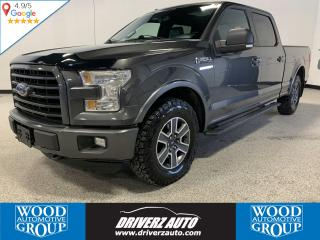 Used 2016 Ford F-150 XLT SPORT,LEATHER SEATING, PANORAMIC SUNROOF, NAVIGATION for sale in Calgary, AB