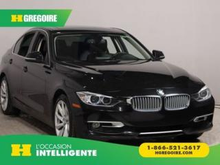 Used 2014 BMW 320 320I XDRIVE CUIR TOIT for sale in St-Léonard, QC