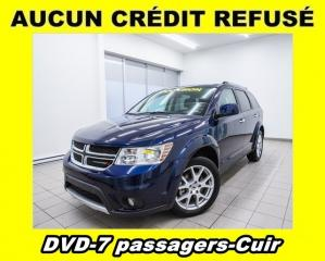 Used 2018 Dodge Journey Gt Awd Navigation for sale in Mirabel, QC