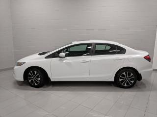 Used 2015 Honda Civic EX for sale in Chicoutimi, QC
