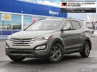 Used 2014 Hyundai Santa Fe Sport 2.4 AWD for sale in Bells Corners, ON