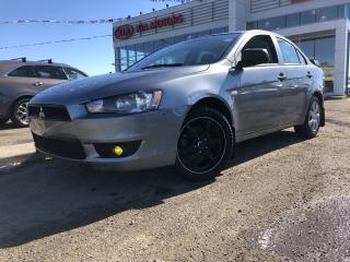 Used 2014 Mitsubishi Lancer DE don't pay for 6 months on now for sale in Red Deer, AB