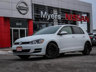 Used 2015 Volkswagen Golf for sale in Orleans, ON
