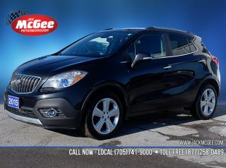Used 2015 Buick Encore Convenience 1.4L Turbo, Rmt Start, Rear Cam, 18