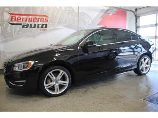 Used 2016 Volvo S60 T5 AWD for sale in Lévis, QC
