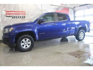 Used 2016 Chevrolet Colorado Crew Cab V6 4x4 for sale in Lévis, QC