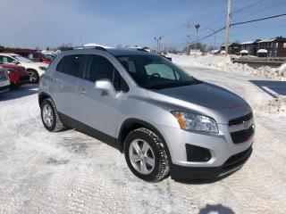 Used 2014 Chevrolet Trax LT for sale in Lévis, QC