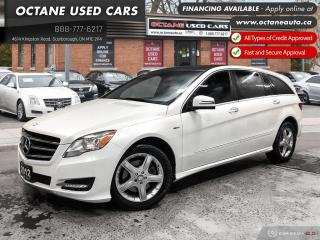 Used 2012 Mercedes-Benz R-Class Accident Free! Ontario Vehicle! for sale in Scarborough, ON