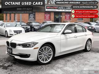 Used 2013 BMW 328 i xDrive Classic Line Navigation! B.up Cam! MINT Condition! for sale in Scarborough, ON