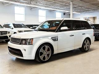 Used 2011 Land Rover Range Rover Sport AUTOBIOGRAPHY/NAVIGATION/SUPERCHARGED! for sale in Toronto, ON