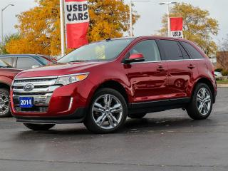 Used 2014 Ford Edge Limited for sale in Burlington, ON