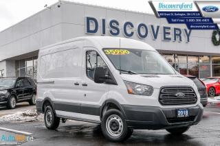 Used 2018 Ford Transit Base for sale in Burlington, ON