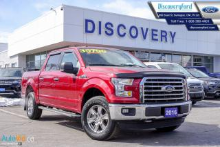 Used 2016 Ford F-150 XLT/ONE OWNER,CLEAN CARFAX for sale in Burlington, ON
