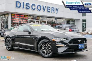 Used 2018 Ford Mustang GT Coupe for sale in Burlington, ON