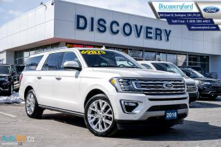 Used 2018 Ford Expedition Limited  for sale in Burlington, ON