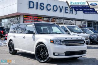 Used 2018 Ford Flex SEL AWD for sale in Burlington, ON
