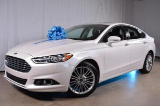 Used 2016 Ford Fusion Se 2.0l Eco Awd Cuir for sale in Laval, QC