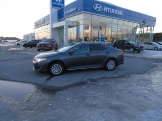 Used 2014 Toyota Camry Berline 4 portes, 4 cyl. en ligne, boîte for sale in Joliette, QC