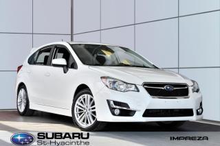 Used 2015 Subaru Impreza 2.0i Sport 5p. man. for sale in St-Hyacinthe, QC