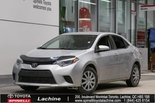 Used 2014 Toyota Corolla Le A/c for sale in Lachine, QC