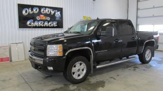 Used 2009 Chevrolet Silverado 1500 LT moonroof, power seats, 5.3 V8, no rust for sale in Chatsworth, ON