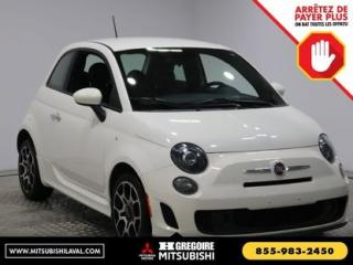 Used 2014 Fiat 500 SPORT TURBO GR ELEC for sale in Laval, QC