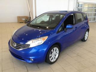 Used 2014 Nissan Versa SL JANTES AC for sale in Longueuil, QC