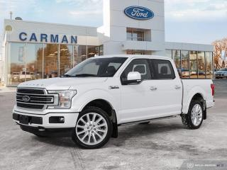 Used 2018 Ford F-150 Limited  for sale in Carman, MB