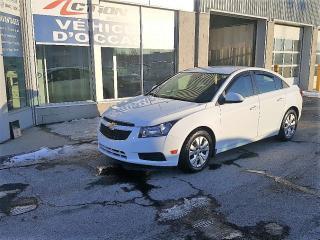 Used 2012 Chevrolet Cruze Lt Turbo,bas for sale in St-Hubert, QC