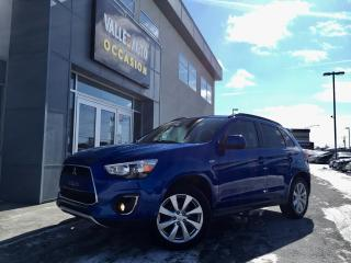 Used 2015 Mitsubishi RVR GT AWD for sale in St-Georges, QC