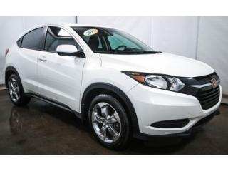 Used 2017 Honda HR-V 2017 Honda - 2wd for sale in St-Jean-Sur-Richelieu, QC