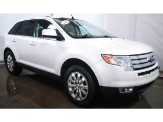 Used 2010 Ford Edge 2010 Ford - 4dr Ltd for sale in St-Jean-Sur-Richelieu, QC