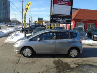 Used 2009 Honda Fit LX / CERTIFIED / SUPER CLEAN / ALLOYS / BLUETOOTH/ for sale in Scarborough, ON