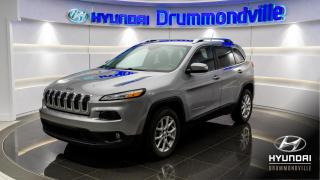 Used 2014 Jeep Cherokee NORTH + CAMÉRA + HITCH + CRUISE + A/C + for sale in Drummondville, QC
