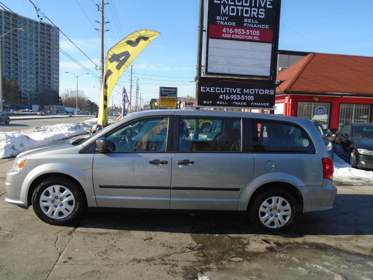 2013 Dodge Grand Caravan SE / CERTIFIED / CLEAN / READY TO GO /