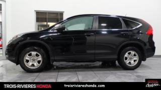 Used 2015 Honda CR-V 2WD LX for sale in Trois-Rivières, QC